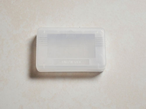 Protection pour cartouche de jeu Game Boy Advance