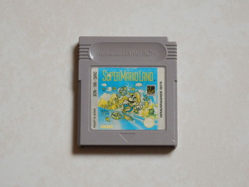 [GB] Super mario land