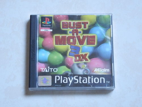 [PS1] bust a move 3 DX