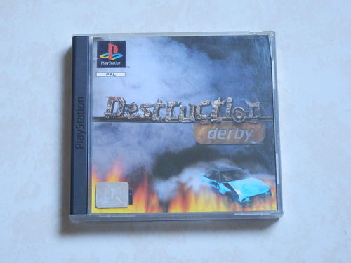 [PS1] destruction derby