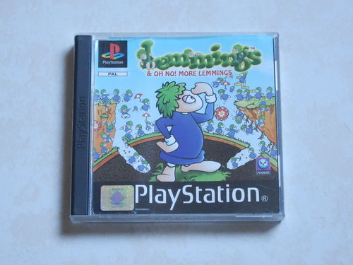 [PS1] lemmings & oh no! more lemmings