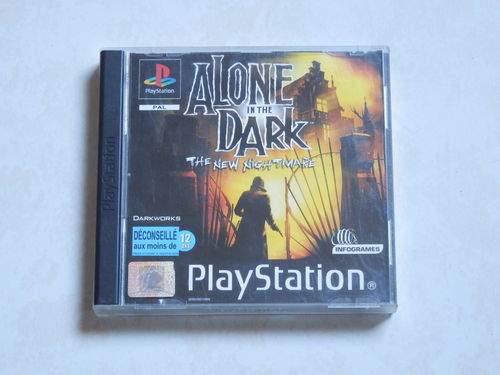 [PS1] alone in the dark - the new nightmare