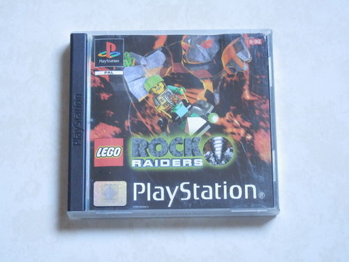 [PS1] lego rock raiders