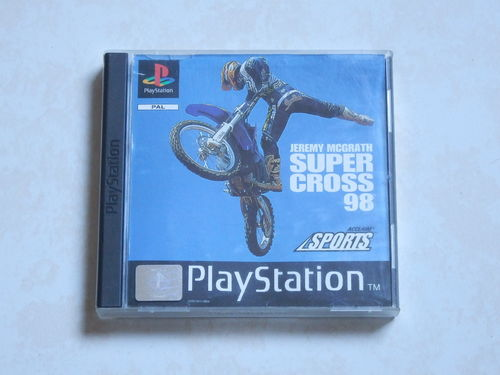 [PS1] supercross 98