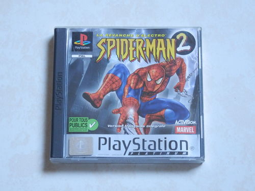 [PS1] spider man 2