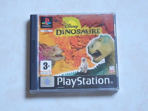 [PS1] disney dinosaure