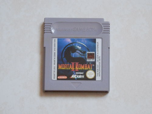 [GB] Mortal kombat 2