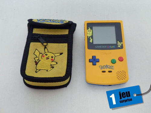 Nintendo Game Boy Color Pokemon + pochette