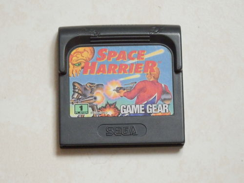 [GG] Space harrier