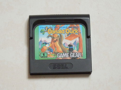 [GG] The lucky dime caper starring donald duck