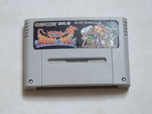 [SNES-JAP] breath of fire