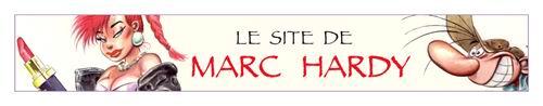 Site officiel de Marc Hardy
