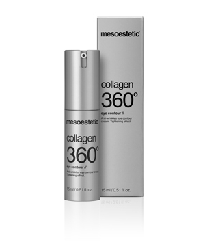 mesoestetic. Collagen 360º. Collagen 360º Eye Contour 15 ml