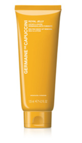 Germaine de Capuccini. Royal Jelly. Leche & Loción Desmaquillante Fundente 125 ml