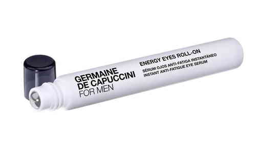 GERMAINE DE CAPUCCINI. FOR MEN. ENERGY EYES ROLL-ON 10 m.l.