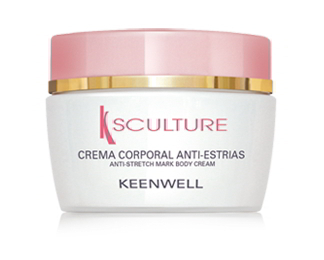 Keenwell. Corporal. Crema Corporal Antiestrias 200 ml