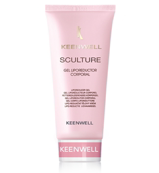 Keenwell. Corporal. Gel Liporeductor Corporal 200 ml
