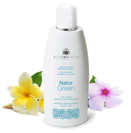 Alohanatura. Polynesia. Natur Green 250 ml