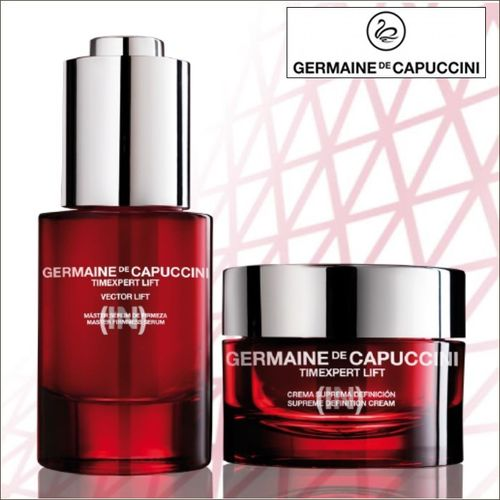 Germaine de Capuccini. Germaine de Capuccini Pack LIFT (IN) Crema + Serum