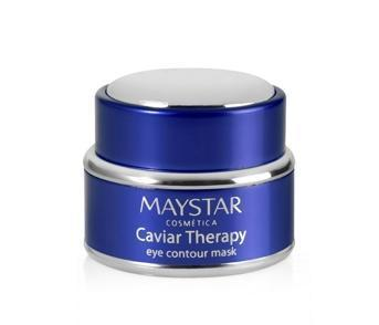 MAYSTAR. Caviar Therapy. Eye Contour Mask 15 ml