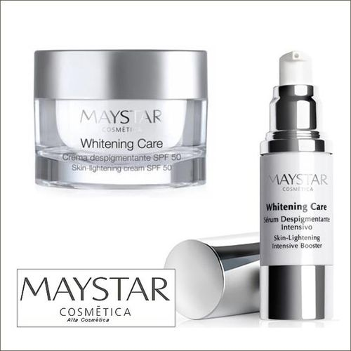 Maystar. Pack White Crema + Sérum