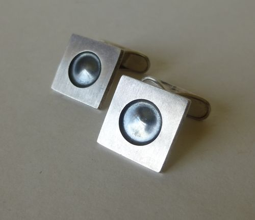 Hans Hansen Sterling cufflinks