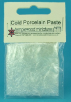 Cold Porcelain Paste - 2ozs approx weight