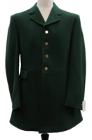 Mens Green Hunt Coats