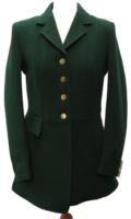 Ladies Green Hunt Coats