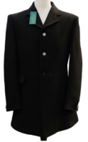 Mens Black Hunt Coats