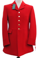 Mens Scarlet Hunt Coats
