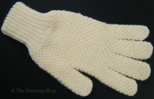 Oiled Wool Hunting Gloves