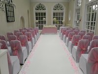 Chair covers & table linen