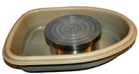 Discus Potters Wheels, Powerful, Robust, Compact