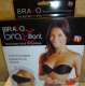 Bravo Brazilliant Nude Backless & Strapless Bras - OSFA (One Size Fits All) Cup Size A - As seen on TV  !