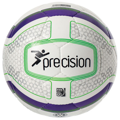 Precision Exacto FIFA Approved Match Football