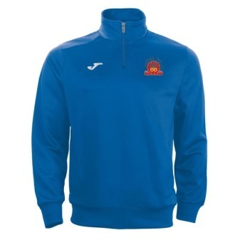 Lichfield City FC Joma Faraon 1/4 Zip Sweatshirt Youth