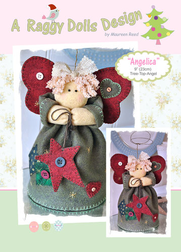 Angelica Angel Sewing Pattern