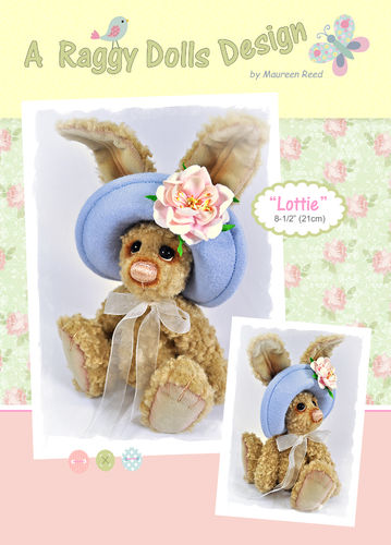 Lottie Hare Sewing Pattern