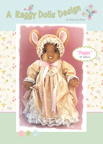 Poppy Rabbit Sewing Pattern