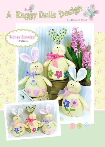 Honey Bunnies Sewing Pattern