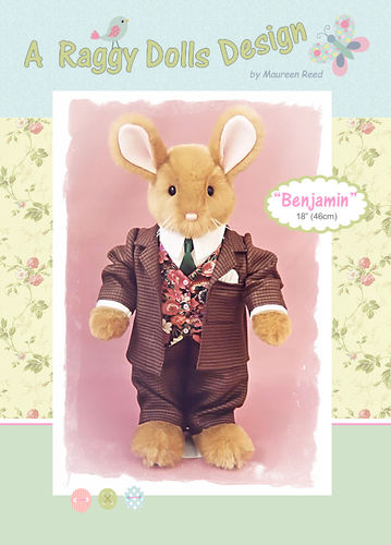 Benjamin Rabbit Sewing Pattern