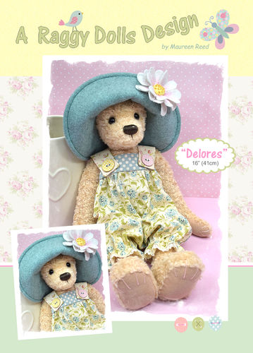 Delores Sewing Pattern - PDF Download