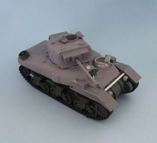 WVC35002, 1/35th scale Canadian Ram Mk.II Series 4 Gun Tank