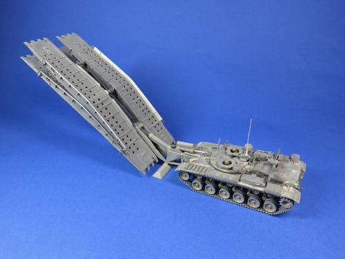 WVC72122, 1/72nd scale IDF M60 Tagash (AVLB) Tzemed (Twin) (for Revell M60 kit)