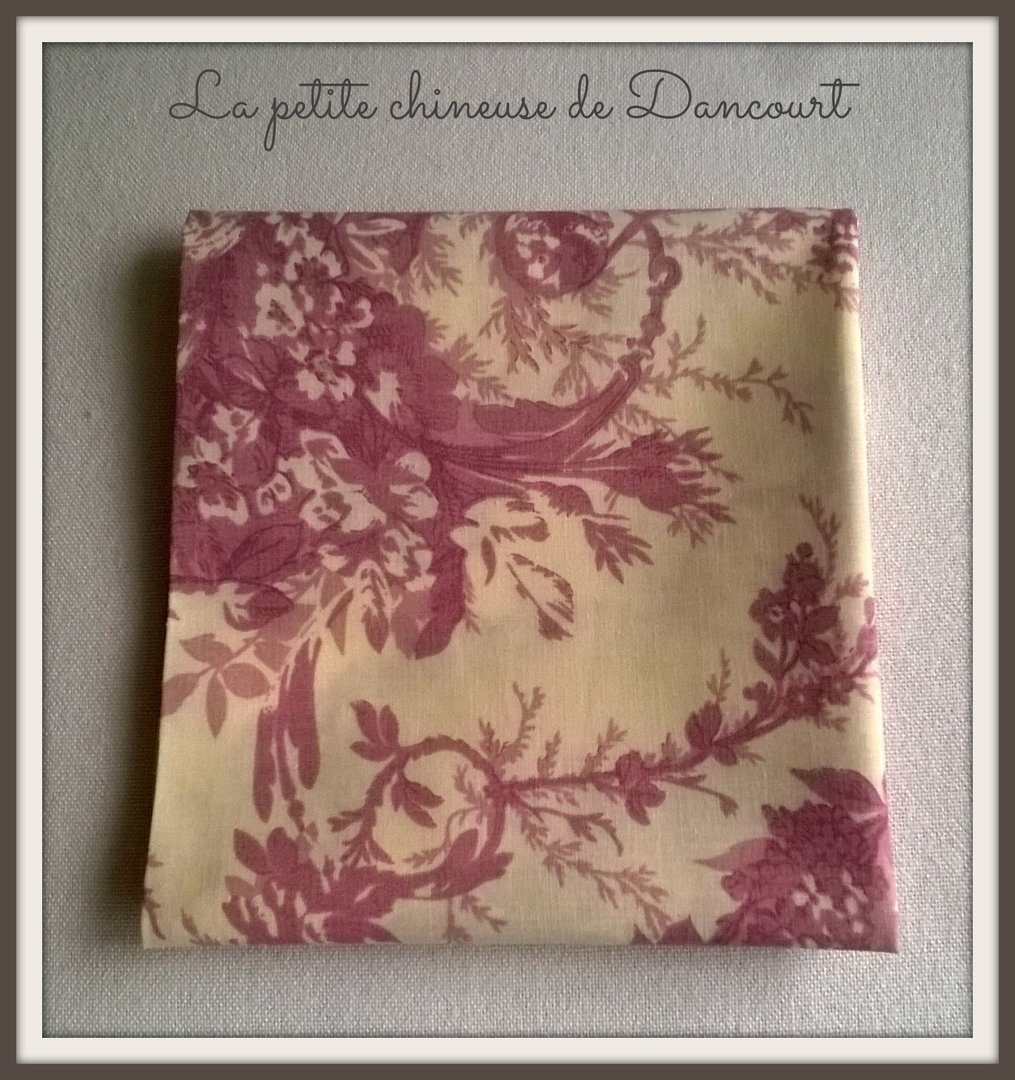 Coupon Mas d'Ousvan élanie ivory purple