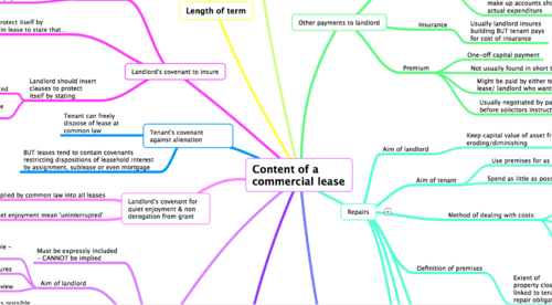 COMMERCIAL LEASES PART 2