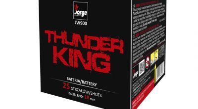 Thunder King From Jorge Fireworks