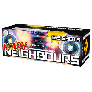 Noisy Neighbours - Absolute Fireworks