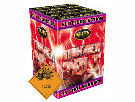Thunder Bolt From Bright Star Fireworks